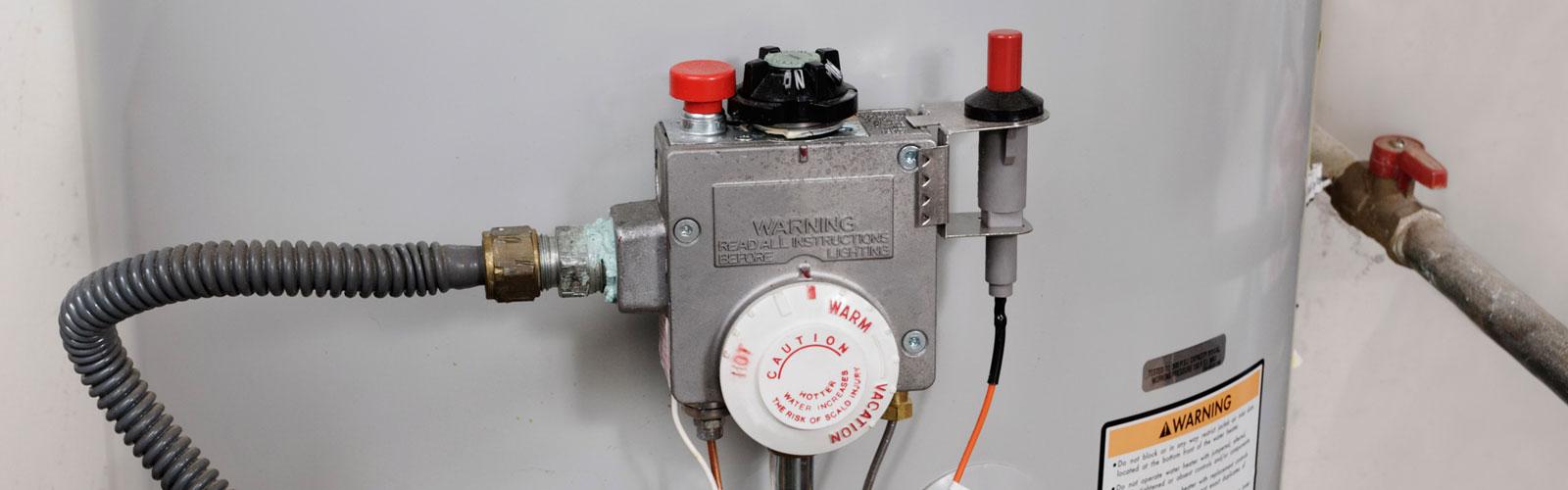 Hot water tank repair & maintenance