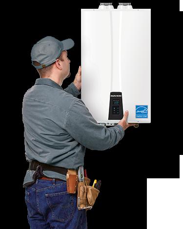 navien tankless water heater repair